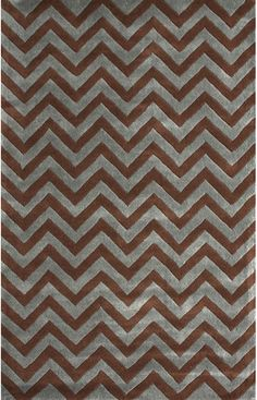 Rugs Usa Spectrum Chevron Black Rug Grey Blue Brown