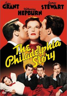 who doesn't love a little katherine hepburn and cary grant?