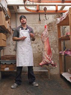 BUTCHER JOSH EPPLE REVIEWS 7 CHEF'S KNIVES