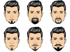 6 most famous goatee styles and how to achieve them 50 best indian beard style for round face men beard … Styles Barbiche, Types Of Beard Styles, French Beard Styles, Viking Beard Styles, Medium Beard Styles, Faded Beard Styles, Long Beard Styles, Beard Styles For Men, Hair And Beard Styles