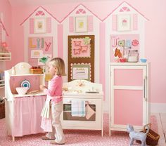 Decor Accessories Cottage Playhouse Pottery Barn Kids