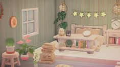 Animal Crossing Wild World, Animal Crossing Game, Nintendo, Animal Crossing Qr Codes Clothes, Minecraft Creations, All Nature, Aesthetic Rooms, My Animal, Decoration