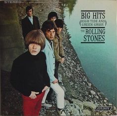 The Rolling Stones album covers - bliss