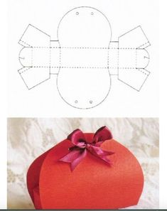 Origami for Everyone – From Beginner to Advanced – DIY Fan Candy Gift Box, Diy Gift Box, Candy Gifts, Diy Box, Diy Gifts, Gift Boxes, Food Gifts, Paper Gifts, Diy Paper