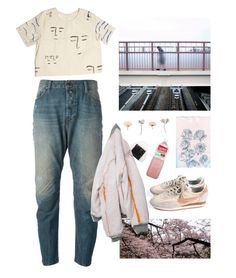 """city"" by paper-freckles ❤ liked on Polyvore featuring Diesel"