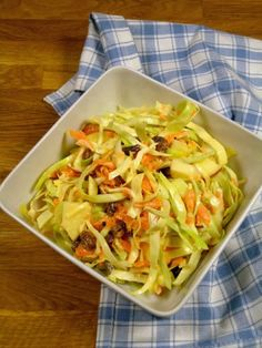 Side Recipes, Clean Recipes, Veggie Recipes, Real Food Recipes, Salad Recipes, Vegetarian Recipes, Yummy Food, Healthy Recipes, Vinegar Salad Dressing