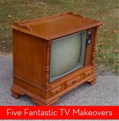 Round Up: 5 Fantastic TV Makeovers