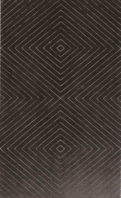 Frank Stella, Tuxedo Park Junction, 1960, Emailleverf op doek, 31 x 187 cm., Stedelijk Van Abbemuseum, Eindhoven. - Biografie Stella: http://www.artsalonholland.nl/meesterwerken/frank-stella-tuxedo-park-junction