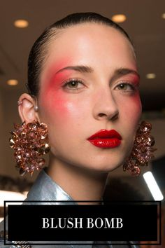 Straight from the runway. Backstage beauty secrets to try in your beauty routine for 2017: