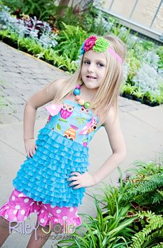 fairytale frocks and lollipops :: create kids couture, natasha's ruffle fabric knot dress, girls, baby, infant, toddler, school, church, play, dress up, boutique, ruffles, summer, spirng, fall, sewing, instant, e-pattern, download, pdf, e-book, tutorial,