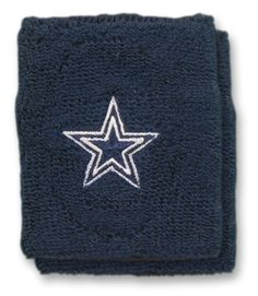 * Dallas Cowboys Wristbands, Price:  $13.99