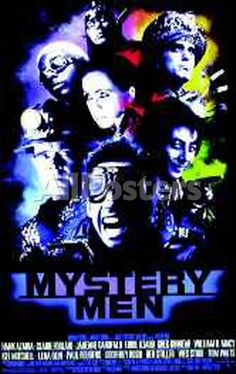Mystery Men Movies Original Poster - 69 x 104 cm
