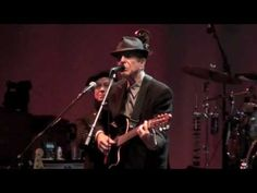 Sligo, A Singer Must Die, Leonard Cohen, Lissadell House Sligo, Ireland, July 31, 2010