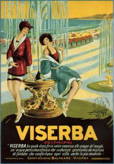 ✔️ 1927 Viserba Rimini - Emilia Romagna- Italy