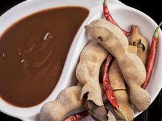 Salsa de tamarindo con chile