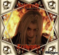Sephiroth x Teodora