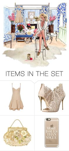 """""""More Issues Than Vogue"""" by summersunshinesk7 ❤ liked on Polyvore featuring art"""