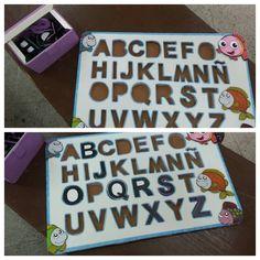 Carmen Villarta: Jugando con el abecedario