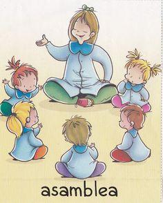 Home - Actividades infantil Childhood Education, Kids Education, School Classroom, Classroom Decor, Preschool Rules, School Clipart, Teachers' Day, 5 Year Olds, Cartoon Kids