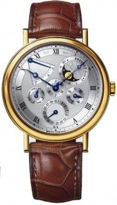 69d7d01d51 Breguet Classique Men s Watch 5327BA-1E-9V6 Perpetual Calendar