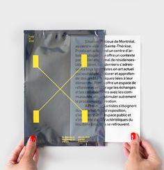PRAXIS, CONTEMPORARY ART CENTER | Identity, Stationary on Branding Served