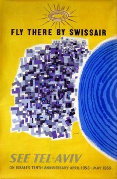 Tel Aviv - Swissair