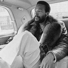 I was so lucky to see The Marvin Gaye in person at a Concert around 1984 - just in love watching him. I still listen to his music - Loving You Marvin! Marvin Gaye, Music Icon, Soul Music, My Music, Music Radio, Music Stuff, Mick Jagger, Gq, Columbia