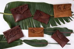 Ilundi leather clutches - I'm a bit obsessed :) Leather Clutch, Clutches, Crafts, Bags, Handbags, Manualidades, Handmade Crafts, Craft, Arts And Crafts