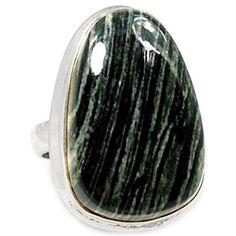 Silver Leaf 925 Sterling Silver Ring Jewelry s.7 SLFR35 - JJDesignerJewelry