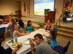 Image result for Disciples of Christ Church potluck