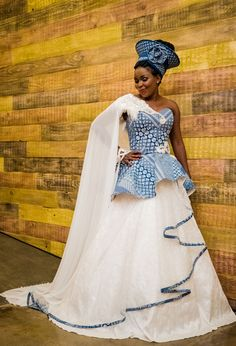 Shifting Sands Traditional Wedding Dresses South Africa – pictures world African Bridal Dress, African Print Wedding Dress, African Wedding Attire, African Attire, African Wear, African Fashion Dresses, African Dress, Indian Bridal, Fashion Outfits