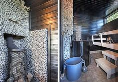 kuva Finnish Sauna, Tallit, Cottage, Cabin, Home, Saunas, Cottages, Cabins, Ad Home
