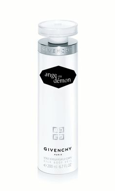 Givenchy 200ml Ange ou D?mon body veil Givenchy 200ml Ange ou D?mon Body Veil. Ange ou D?mon is an enigma. It encapsulates the charming innocence and captivating seduction in every woman. An exceptional fragrance, between dream and refinem http://www.comparestoreprices.co.uk/health-and-beauty/givenchy-200ml-ange-ou-dmon-body-veil.asp