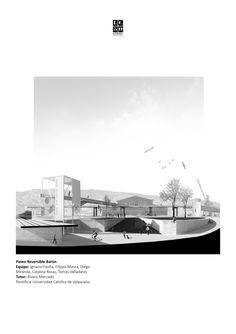 Galería de 10 propuestas universitarias para la transformación urbana de…