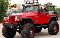02' custom jeep wrangler