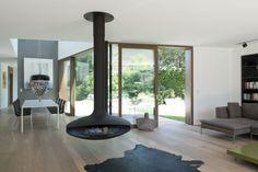 Haus SK - muenchenarchitektur Windows, Reinforced Concrete, Landscape Diagram, New Construction, Detached House, Room Interior, Ramen, Window
