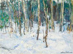 "Ulrich Gleiter | ""In the Woods"" | Gallery 1261 :: Denver, Colorado"