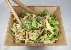 Chinese Chicken Salad... I can almost TASTE the 'yumminess' NOW!  :o)