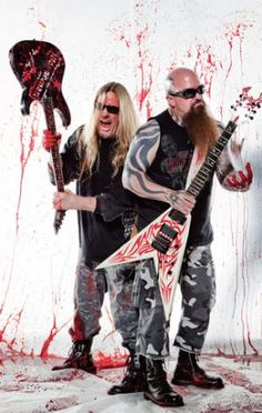 From 2009: Slayer's Jeff Hanneman and Kerry King Talk Playing Fast and Life on the Dark Side