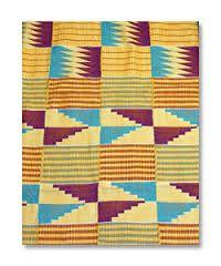 kente colorway