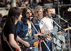 THe Eagles Gallery: 1974 (London)