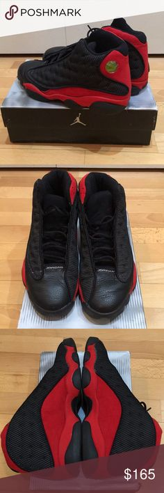 364c3994fdc Air Jordan Retro 13 Bred 2004 PRICE IS FIRM! Gently used. No trades.