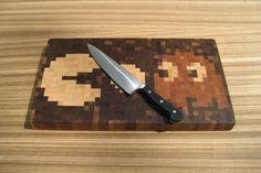 PacMan Chopping Board
