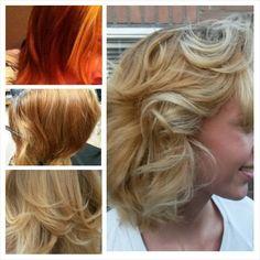 Phair om de kopere kleur te verwijderen en Megix als finishing touch! Makeup Looks, Om, Long Hair Styles, Beauty, Long Hairstyle, Long Haircuts, Make Up Looks, Long Hair Cuts, Beauty Illustration