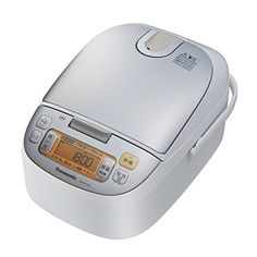 Panasonic IH jar rice cooker 8 Go champagne white SR-HC155-W -- You can find out more details at the link of the image.