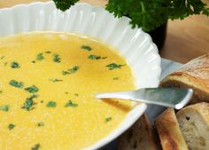 Quick and healthy squash soup recipe