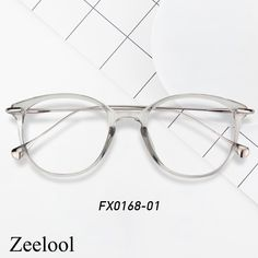 d712aca67c9 Karida Round Glasses FX0168-01