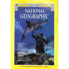 Cover Print of National Geographic Magazine, April 1979 | $0.00