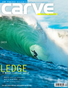 CARVE 139... Still in stores if yer lucky. New issue mid Feb.