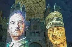 Outrage as images of Franco and Himmler projected onto castle during celebrations http://ift.tt/1snVA8p Euro Weekly News (@euroweeklynews)